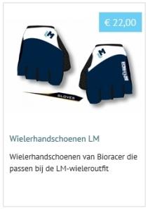 webshop handschoen