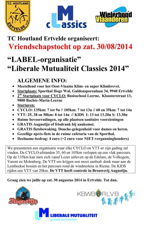 2014 FOLDER LM classics
