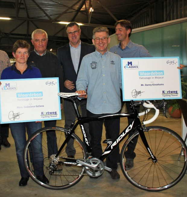 winnaar fiets