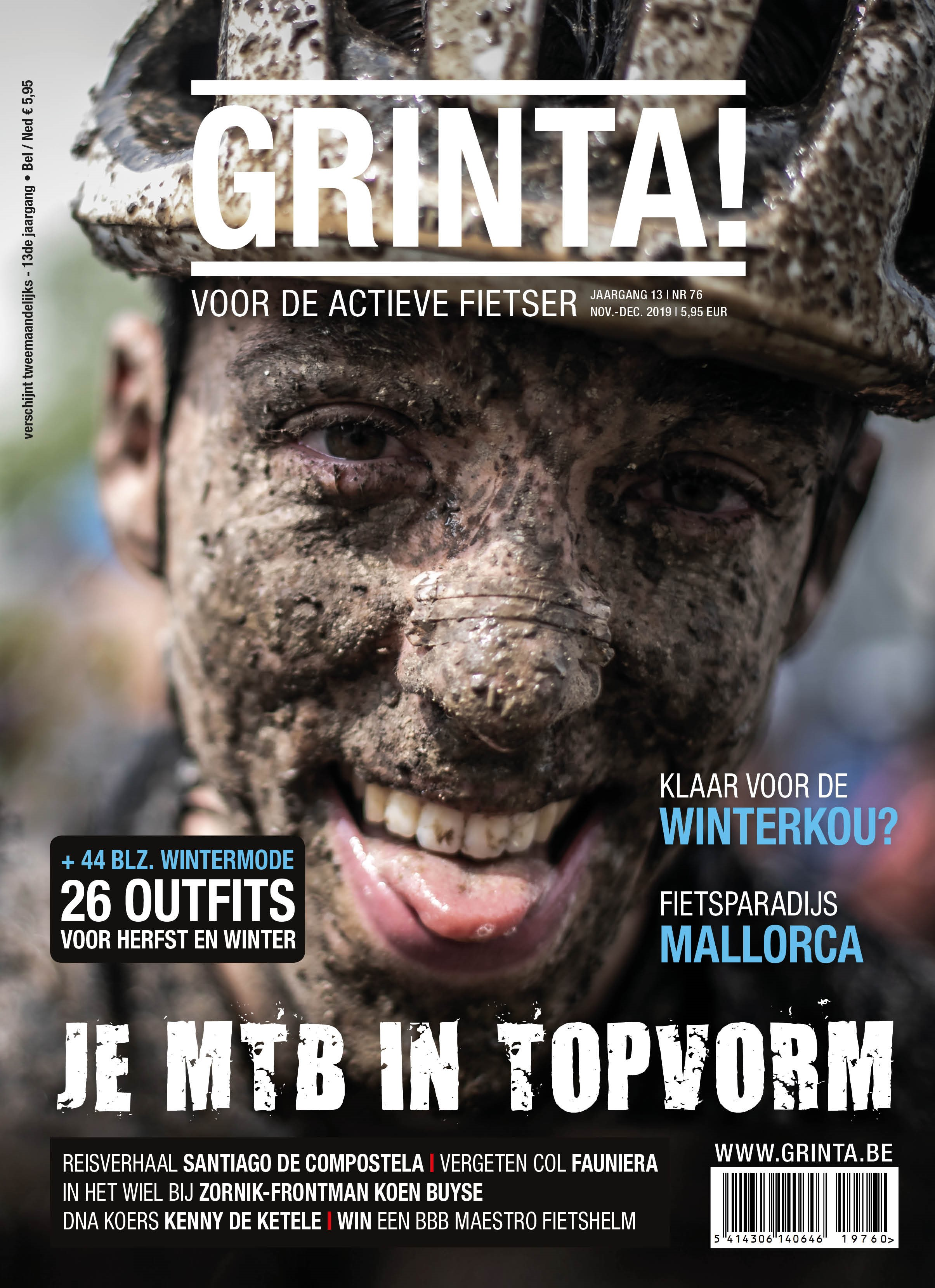 Cover Grinta nov - dec 2019