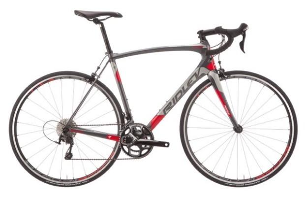 Ridley fiets hoofdprijs