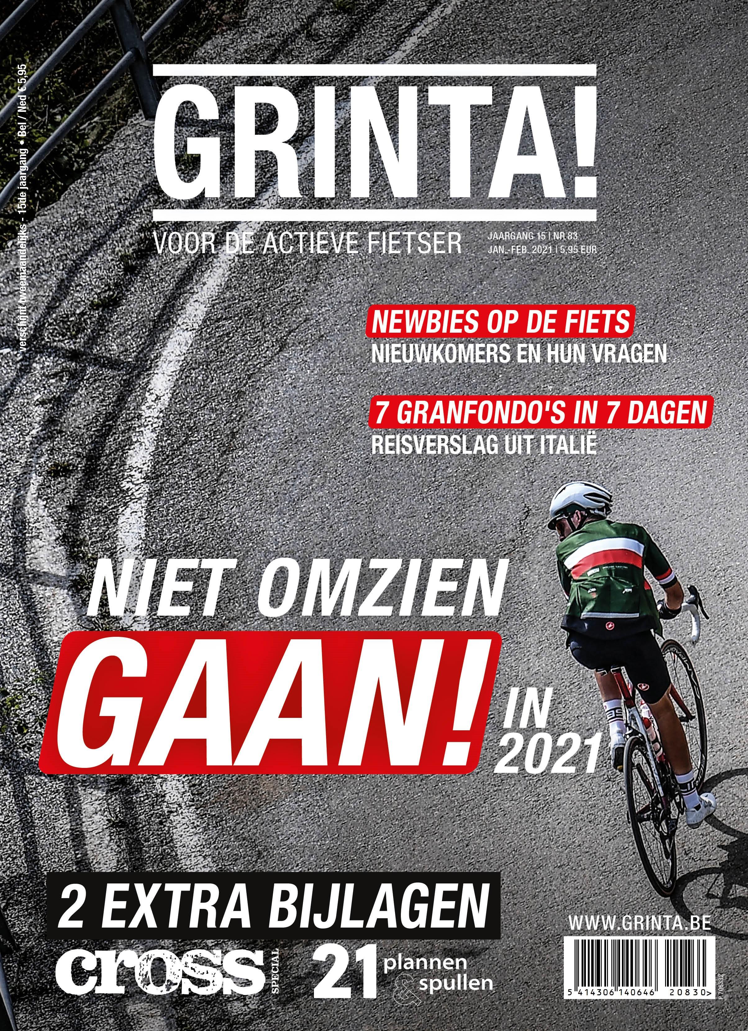 Cover Grinta
